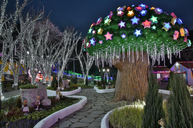 starlight garden